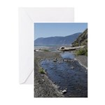 Shelter Cove Beach Greeting Cards