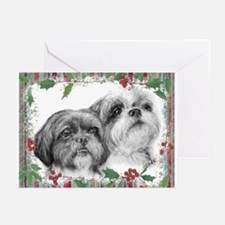 Maya and Charolette Greeting Cards