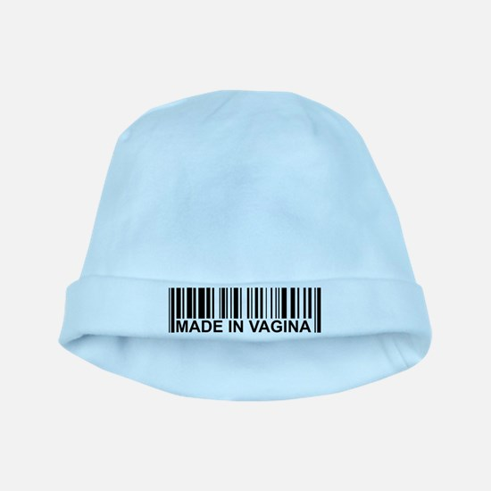 Made in Vagina, Funny baby hat