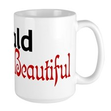 Bald & Beautiful Mug