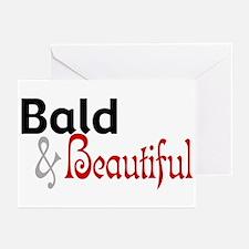 Bald & Beautiful Greeting Cards (Pk of 10)