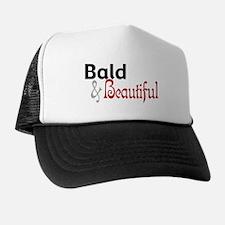 Bald & Beautiful Trucker Hat