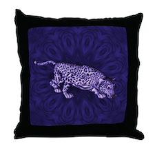 LEOPARD II Throw Pillow