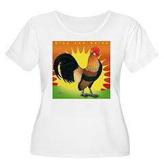 Rise and Shine Dutch Bantam T-Shirt