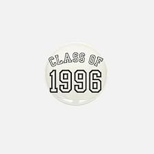 Class of 1996 Mini Button