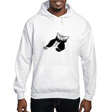 Cat dos x Hoodie