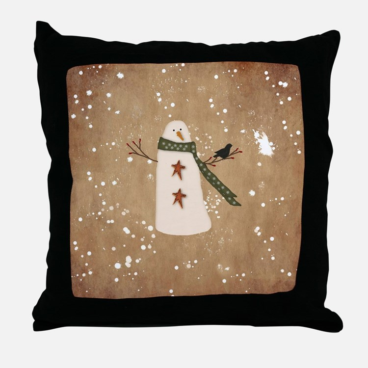 Primitive Throw Pillows For Couch : Primitive Christmas Pillows, Primitive Christmas Throw Pillows & Decorative Couch Pillows