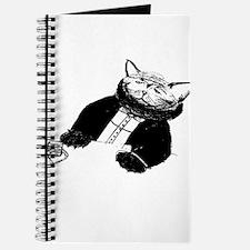Cat dos x Journal