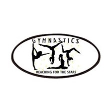 Gymnastics Reaching For The Stars Patches