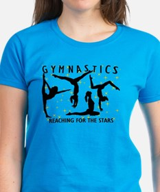 Gymnastics Reaching For The S Tee