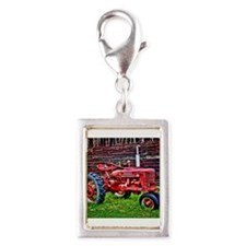Red Tractor HDR Style Charms