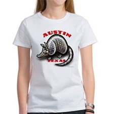 Cute Texas armadillo Tee