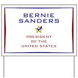 Bernie sanders president Yard Signs