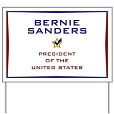 Bernie Sanders President USA V2 Yard Sign