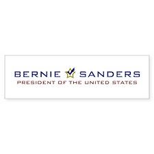 Bernie Sanders President USA V2 Bumper Sticker