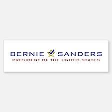 Bernie Sanders President USA V2 Sticker (Bumper)