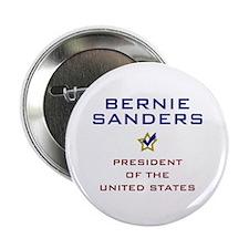 """Bernie Sanders President USA V2 2.25"""" Button"""