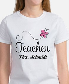 Teacher Cute Personalized T-Shirt
