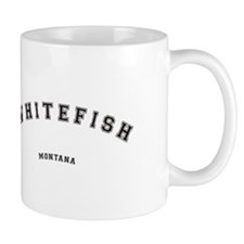 Whitefish Montana Mugs