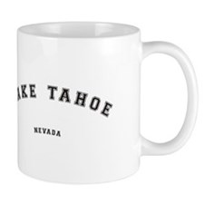 Lake Tahoe Nevada Mugs