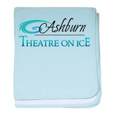 Ashburn Theatre On Ice baby blanket