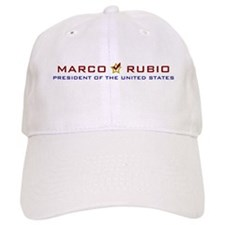 Marci Rubio President USA V2 Baseball Cap