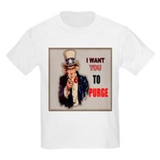 i want you to purge uncle sam T-Shirt