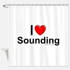Sounding Shower Curtain