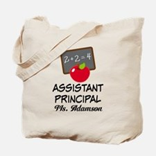 Assistant School Principal gift Tote Bag