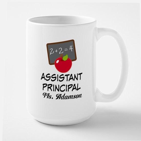 Assistant School Principal gift Mugs