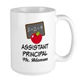 Assistant principal Large Mugs (15 oz)