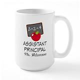 Assistant principal Large Mugs (15 oz)