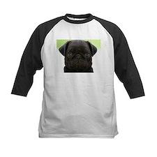 Black Pug Baseball Jersey