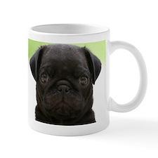 Black Pug Mugs