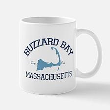 Buzzards Bay - Cape Cod. Mug Mugs