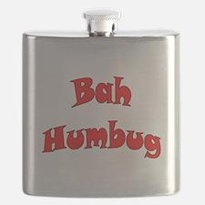 Bah Humbug Flask