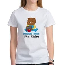 Preschool Teacher personalized T-Shirt