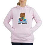 Preschool Teacher personalized Women's Hooded Swea