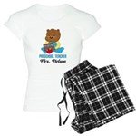 Preschool Teacher personalized Pajamas