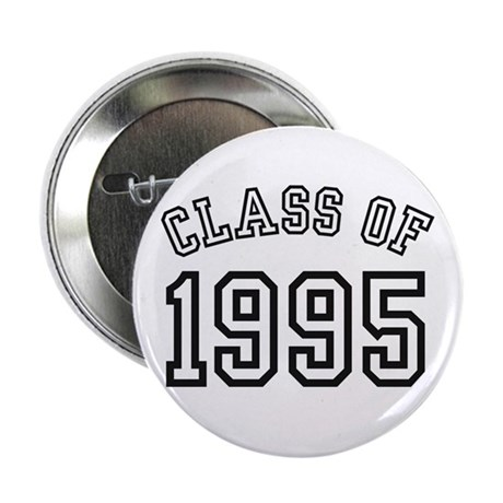"""Class of 1995 2.25"""" Button (100 pack)"""