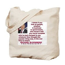 Michael Bloomberg Tote Bag