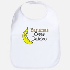 Bananas Over Daideo Bib