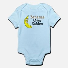 Bananas Over Daideo Body Suit