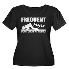 Drinking Humor Plus Size T-Shirt