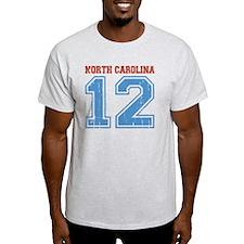 North Carolina 12 T-Shirt