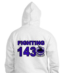 VF-143 Pukin' Dogs Hoodie