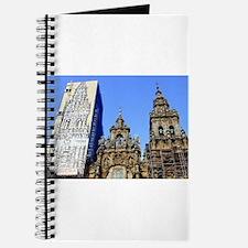 Cathedral of Santiago de Compostela, Spain Journal