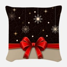 Special Essence Woven Throw Pillow