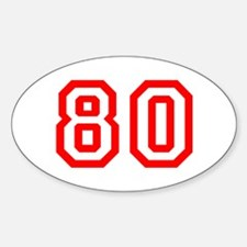 80 Decal
