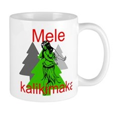 Mele Kalikimaka (Merry Christmas) Mugs